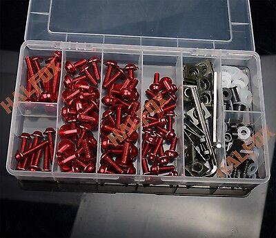 CNC Verkleidungs Schrauben for BMW S1000RR S1000R R1200GS R1150RT F800GS F650GS