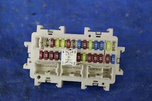 Details about 2016 16 NISSAN 370Z NISMO OEM FACTORY IPDM JUNCTION FUSE on