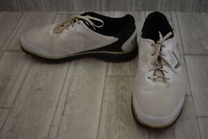 Callaway-Balboa-TRX-Gold-Shoes-Men-039-s-Size-13-2E-White-Black