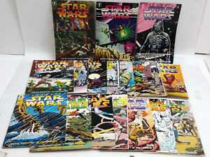 1992-Classic-Star-Wars-Dark-Horse-Comic-Book-Collection-Your-Choice-of-20