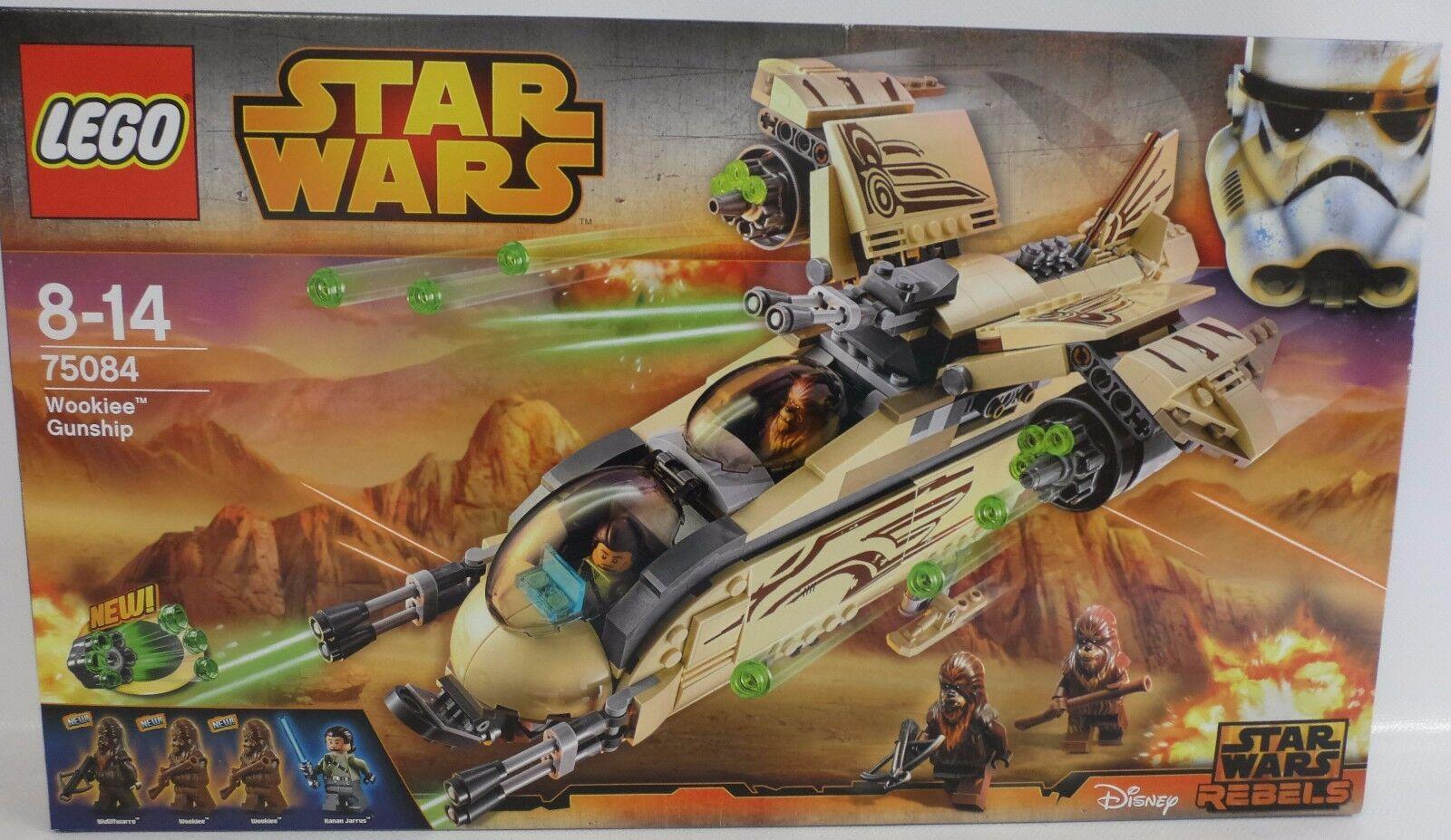 NUOVO  LEGO ® estrella guerras ™ 75084 ORSO ™ GUNSHIP  OVP   senza esitazione! acquista ora!