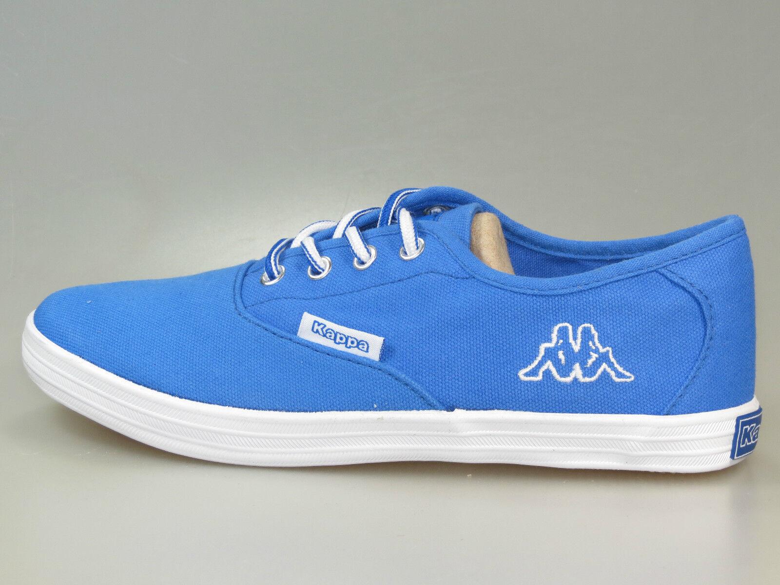KAPPA chaussures HOLY bleu/blanc 241445/6010 + NOUVEAU + . Plusieurs tailles