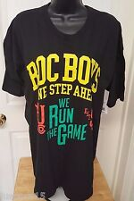 """Rocawear NWT Men's Multi Color """"Run The Game"""" T-Shirt Size XL"""