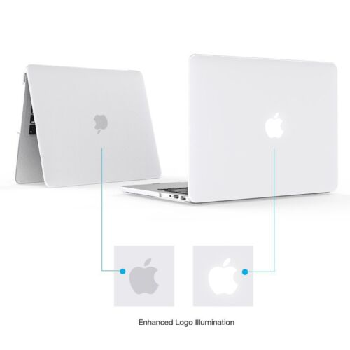 "Smooth-Touch Extreme-Clear/&Slim Case for 2016 Release MacbookPro 13/""A1706 A1708"
