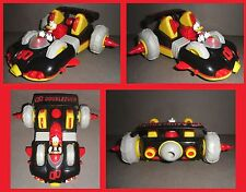 DISNEY Gadget Topolino DOUBLE DUCK Car Paperino Donald Duck 007 Toy Completa