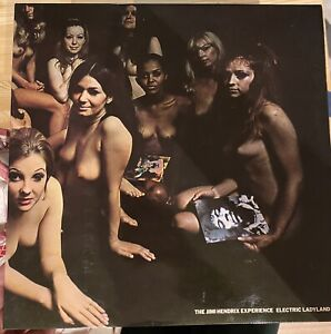 THE JIMI HENDRIX EXPERIENCE ELECTRIC LADYLAND 2310269 POLYDOR 2LP