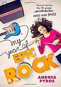 My Year of Epic Rock : How to Survive 7th Grade: Make Some Noise