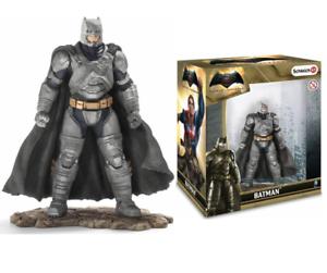 Batman vs Superman Figurine DC Comics Super Héros Peint Main Jeux Schleich 22526