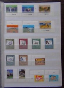 United-Nations-Peace-1997-Tribute-to-Philately-1997-Heritage-in-Australia-MNH