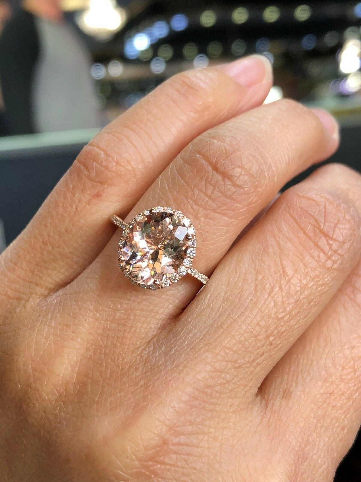 Alert Diamond Fancy Dark Brown Ring Wedding 2.55 Carat 14k Rose Gold Red Flawless Vs1 Jewelry & Watches Fine Rings