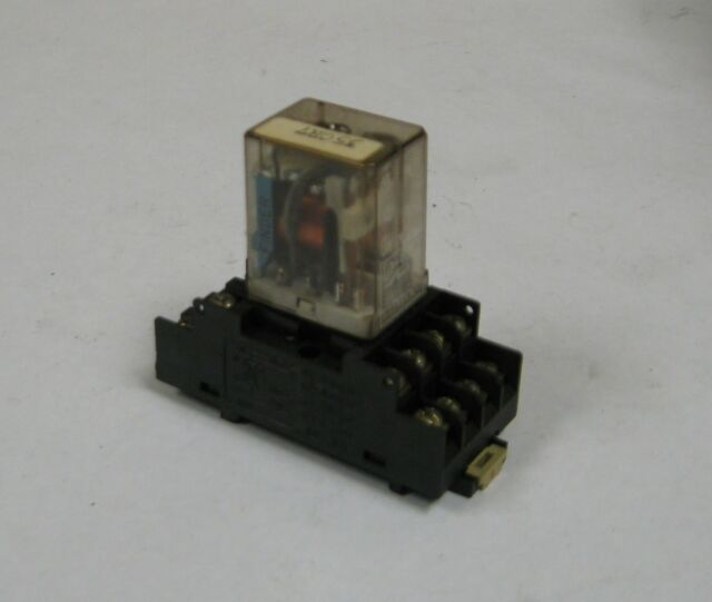 Finder Type 55 34 General Purpose Relay 5a 250v For Sale