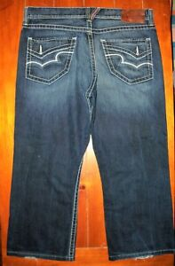 Short Taille 38 27 Relaxed Relaxed Jeans 27 X Court X Size 38 Jeans f7wqp