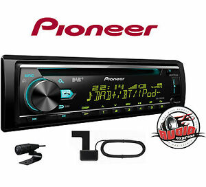 Super Pioneer DEH-X7800DAB Digitalradio inkl. DAB+ Antenne,Bluetooth,CD XW-62