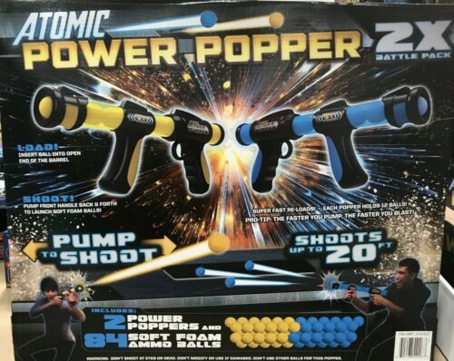 ATOMIC POWER POPPER GUNS ONLY £20 PICK UP ONLY