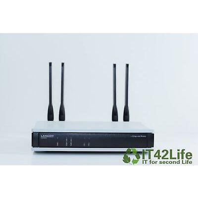 Lancom L-322agn R2 dual Wireless Business Access Point - Gigabit Ethernet