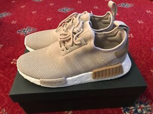 Details about ADIDAS X OFFSPRING NMD R1 RUNNER DESERT SAND UK 9 DEADSTOCK NEW