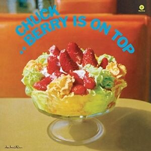 Chuck-Berry-Berry-Is-on-Top-New-Vinyl-LP-Spain-Import