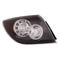 2004 - 2009 MAZDA 3 HATCHBACK TAIL LAMP LIGHT W/LED TYPE LEFT DRIVER SIDE