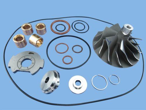 Ford F-Series 6.0L Garrett GT3782VA 722142-0020 Turbo Comp Wheel /& 360º Kit Kits