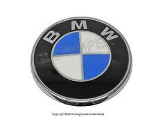 "BMW E93 328i 335i M3 (2007-2011) Emblem BMW ""Roundel"" for Trunk Lid GENUINE"