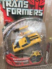 2007 Hasbro Transformers :Movie Deluxe Class Bumblebee Stunning Afa 90/85/90 Wow
