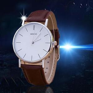 Fashion-Women-Men-Stainless-Steel-Leather-Watches-Analog-Quartz-Wrist-Watch-Y