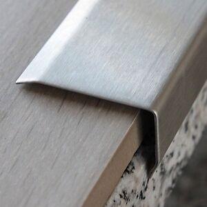 Edelstahl Treppenwinkel Treppenkante Treppenkantenprofil
