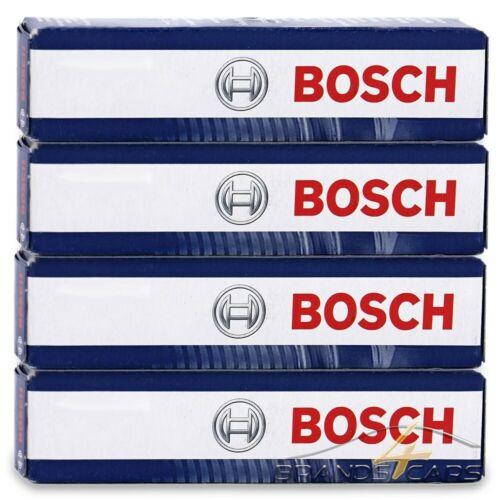 4x Bosch bujía Iridium VW Polo 6r 6c 1.2 1.4 09-14 1.4 Scirocco 08