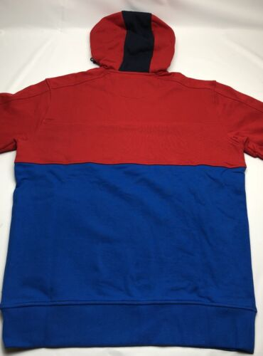 Staple Pigeon Half Zip Logo Hoodie Royal 1801O4572 2018 Brand New WithTags
