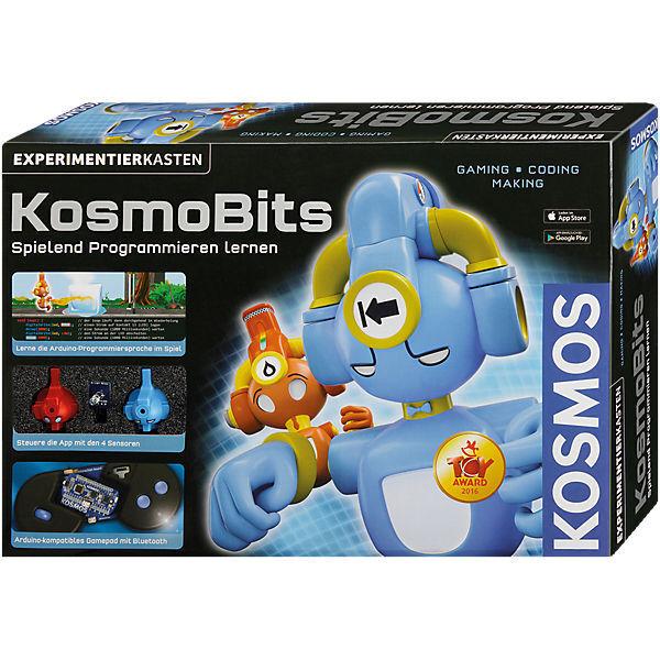 KosmoBits Experimentierkasten von Kosmos Neu