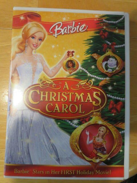 Barbie in a Christmas Carol (DVD, 2008) | eBay