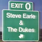 Exit 0 (Back To Black Ed.+DL-Code) von Steve & The Dukes Earle (2016)