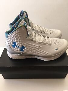 Under Armour UA Curry 1 One Splash Party Birthday Size 9.5 9 1 2 ... cc8d2915a5c4