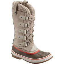 Sorel Joan of Arctic Knit Winter Boots Fossil Size 9    NL2084-160