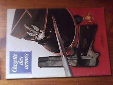 $$3 Revue Gazette des armes N°54 Pistolet Brun-Latrige  Colt Diamondback  Werndl