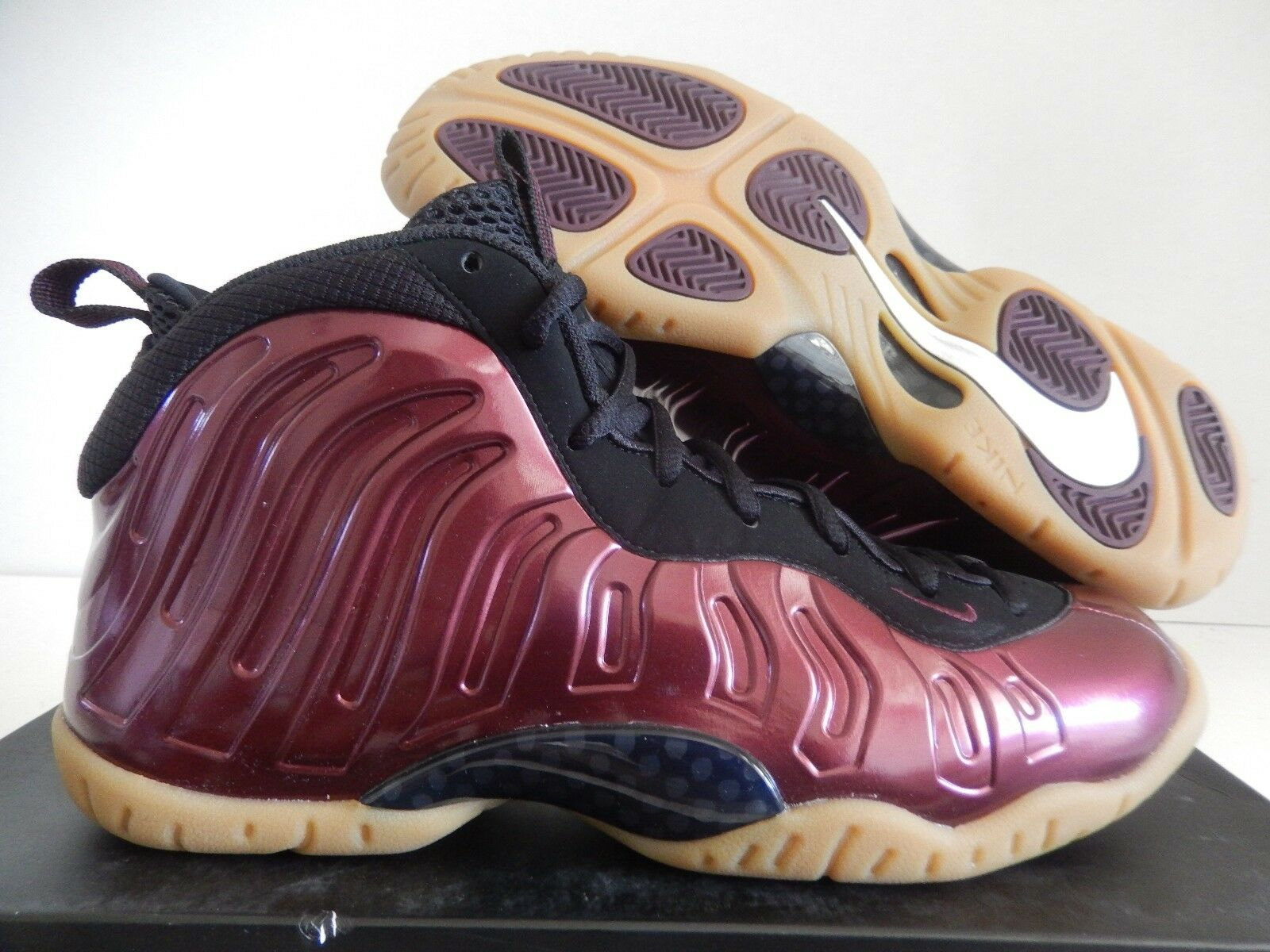 NIKE LITTLE POSITE ONE (GS) NIGHT MAROON-noir SZ 7Y -WMNS SZ 8.5 [644791-600]
