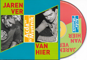 ACDA-EN-DE-MUNNIK-Jaren-ver-van-hier-CD-SINGLE-2TR-Dutch-Cardsleeve-2005-RARE