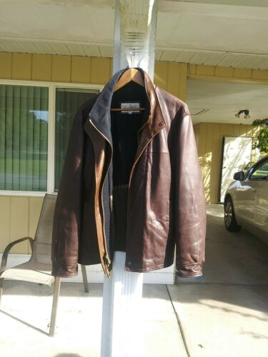 Men's Lone Pine Leather Made Made In U S A.