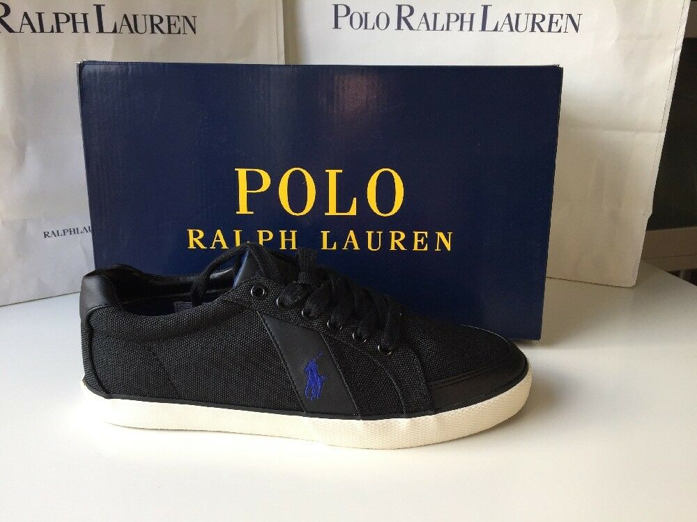 Polo Ralph Lauren Men's Hugh Ne Shoes Trainers Uk 9 eu 43