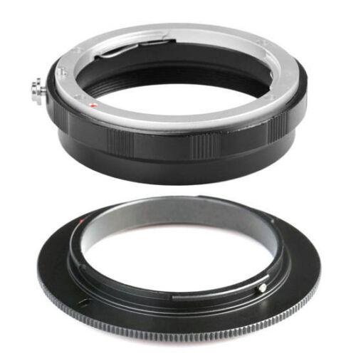58mm Reverso Macro Adaptador para Nikon Al F Soporte Objetivo+