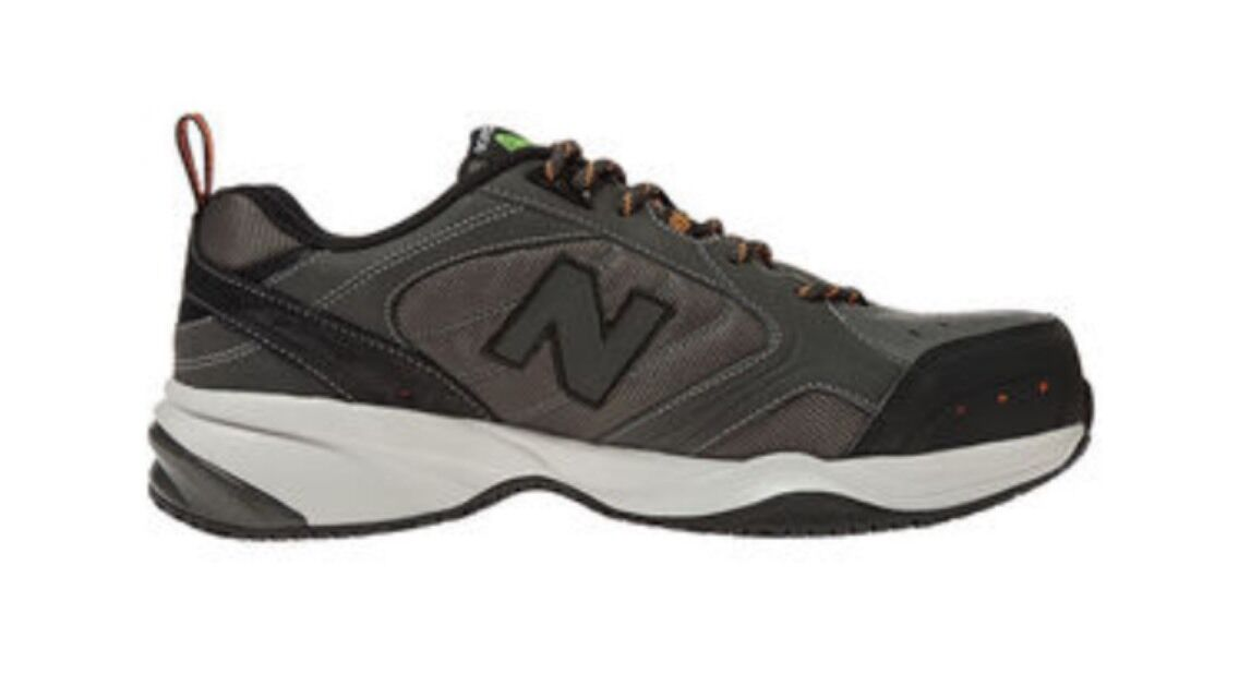 NEW BALANCE MID627G Homme Work Chaussures steel toe slip resistant 4E XWIDE