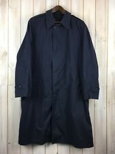 Vintage Army US Military All Weather Trench Rain Coat Mac Removable Liner 42 L