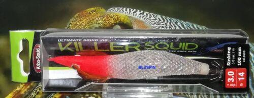 Totanara//seppiara jatsui Kabo Killer Squid Ultimate Squid Jig Egyptian 3.0 COL 0603