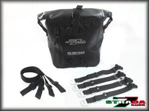 Strada 7 Motorcycle 10L Universal Dry Duffle Rear Tail Bag Aprilia SHIVER / GT