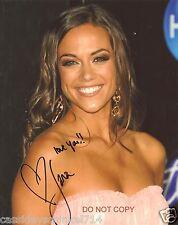 "Jana Kramer TV show One Tree Hill 8x10"" reprint Signed Photo #2 RP singer"