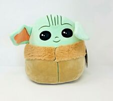 Kellytoy Squishmallows Baby Yoda The Child Plush Stuffed Toy