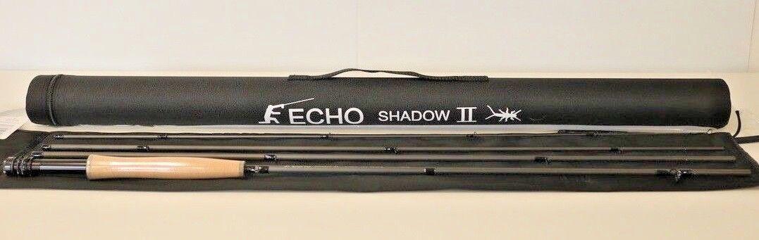 Echo Shadow II Fly Rod 10' 3 WT FREE LINE  FREE FAST SHIPPING