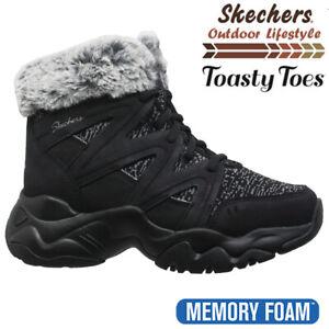 skechers ladies walking boots