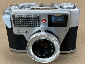 Mini-Electro-35-Yamato-Vintage-35mm-Pax-Type-Camera-w-40mm-Luminor