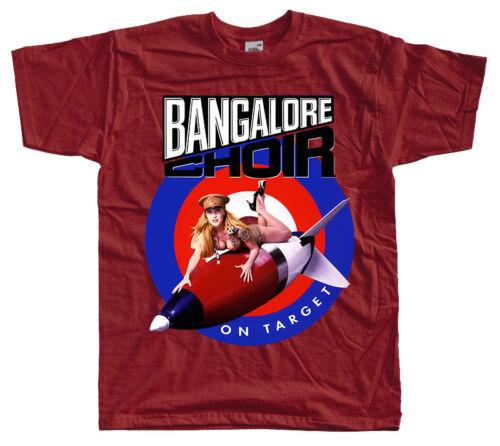 On Target 1992 Bangalore Choir t-shirt 100/% cotton sizes S-5XL